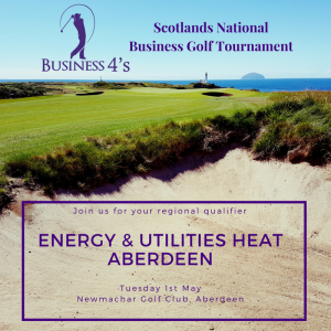 Energy Corporate Golf Aberdeen