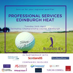 Corporate Golf Edinburgh