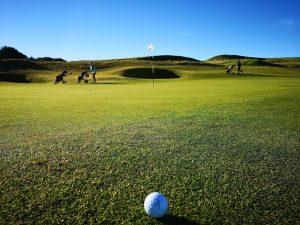 Charity Golf Scotland Event