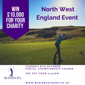 Charity Golf North West