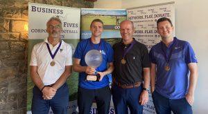 Corporate Golf Tournament Champions