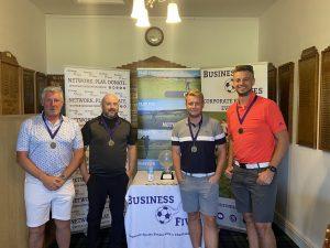 National Business Golf Runners Up