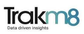 Trakm8 Logo for Golf Networking in Birmingham
